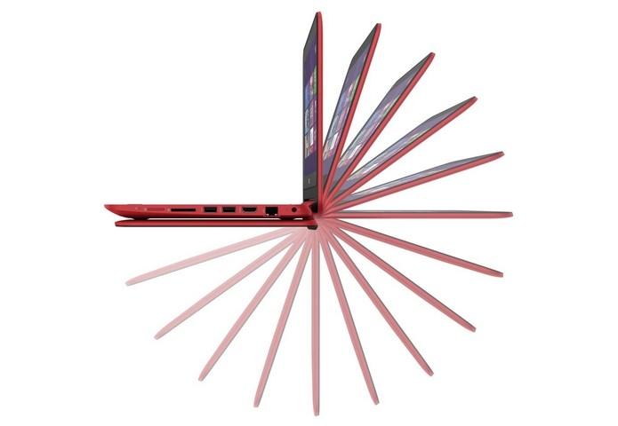 Notebook 2 em 1 HP Pavilion x360 Convertible 11-n226br (Foto: Divulgação/HP)
