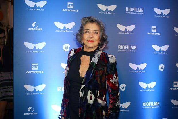 Betty Faria (Foto: Fabio Moreno/Agnews)