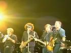 Microfones de Paul McCartney e Bruce Springsteen são desligados por produção de show em Londres