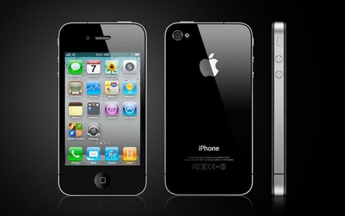 iPhone 4 voltará a ser fabricado e vendido no Brasil (Foto: Divulgação/Apple)
