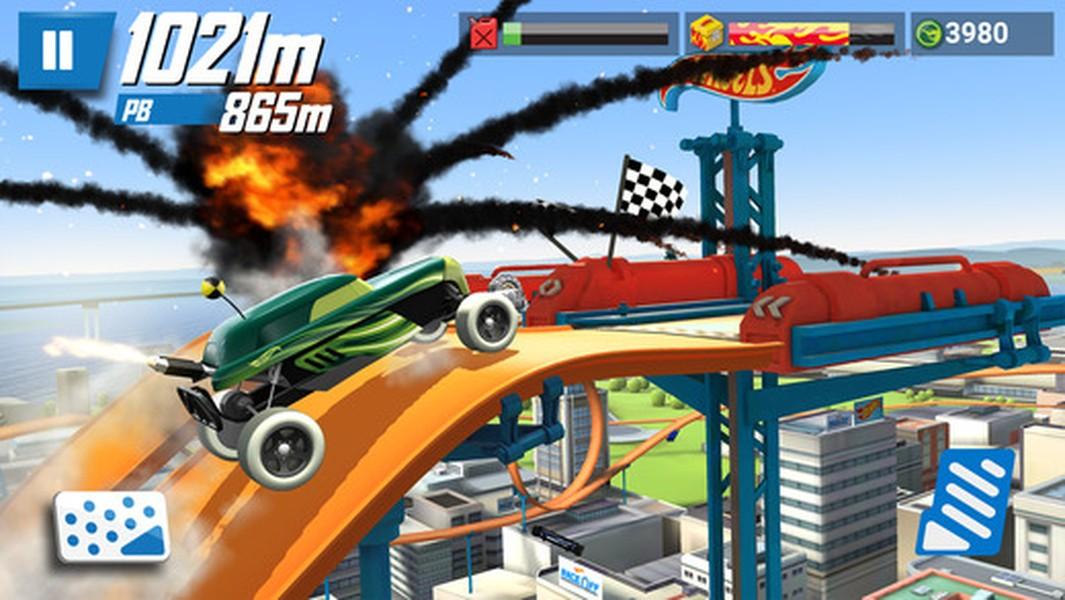 Jogos dos hot wheels