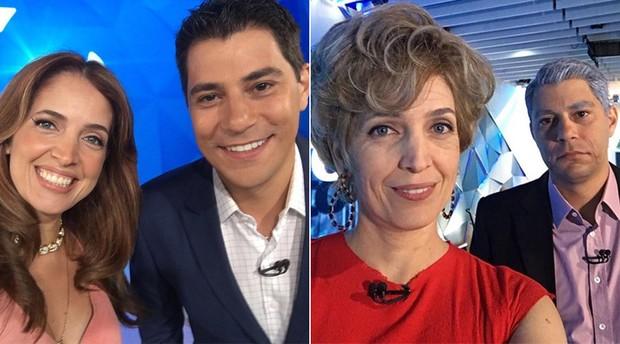 Poliana Abritta e Evaristo Costa  (Foto: Instagram / Reprodução)