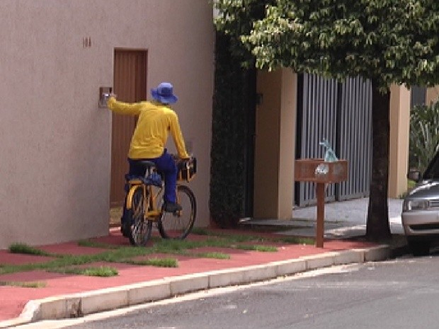 Sol forte faz carteiros de Rio Preto entrarem na Justiça para mudar turno
