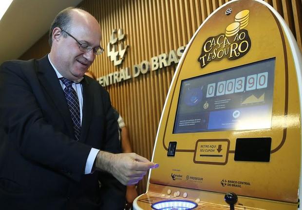 BC lança campanha para incentivar circulação de moedas (Foto: José Cruz/Agência Brasil)