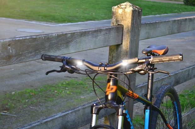 Guidão de bicicleta inteligente conecta ciclistas com a cidade (Foto: Divulgação)