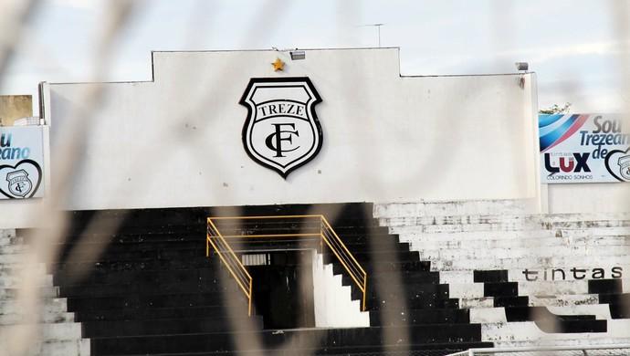 Presidente Vargas, Estádio do Treze (Foto: Nelsina Vitorino/Jornal da Paraíba)