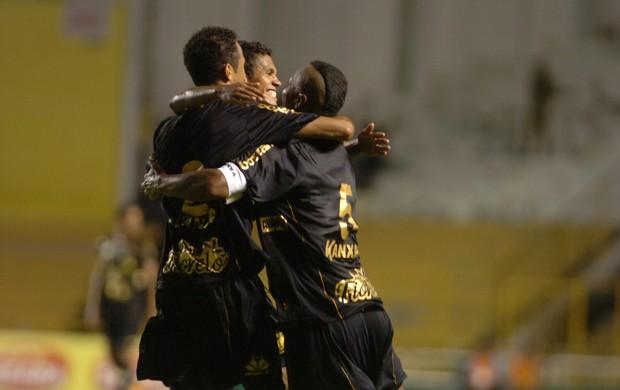 Sueliton Fabinho Amaral Criciúma Juventus (Foto: Maurício Vieira / Agência RBS)