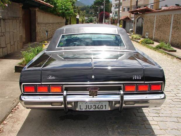 Ford Landau 1979 (Foto: Sergio Castello Branco/VC no AutoEsporte)