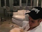 Justin Bieber abandona cão doente e que precisa de cirurgia, diz site