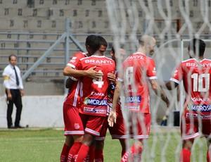Capivariano x Portuguesa - Série A2 (Foto: Lucas Oliveira / Capivariano FC)