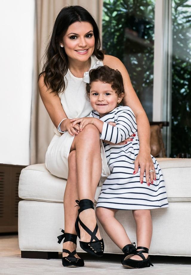Paula Torres + Sophia Alckmin: parceria (Foto: Divulgação)