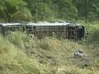 'Foi questão de segundos', diz vítima de acidente que deixou 10 mortos