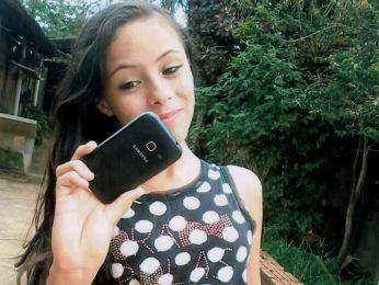 Adolescente foi morta com golpe de canivete em MT (Foto: Arquivo pessoal)