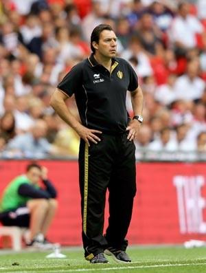 Marc Wilmots, novo técnico da Bélgica (Foto: Clive Mason / Agência Getty Images)