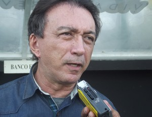 Rubens Guilherme, presidente do ABC 2 (Foto: Matheus Magalhães/GLOBOESPORTE.COM)