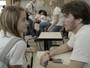 Henrique e Camila resolvem não contar que ficaram pra BB e Tainá