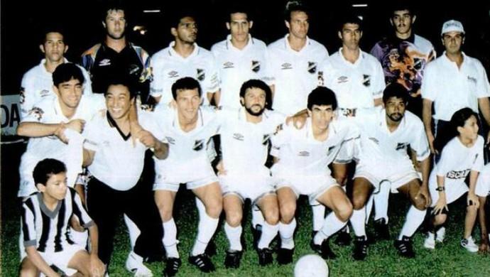ABC 100 anos: ABC campeão potiguar 1993 (Foto: Leonardo Arruda/Arquivo Pessoal)