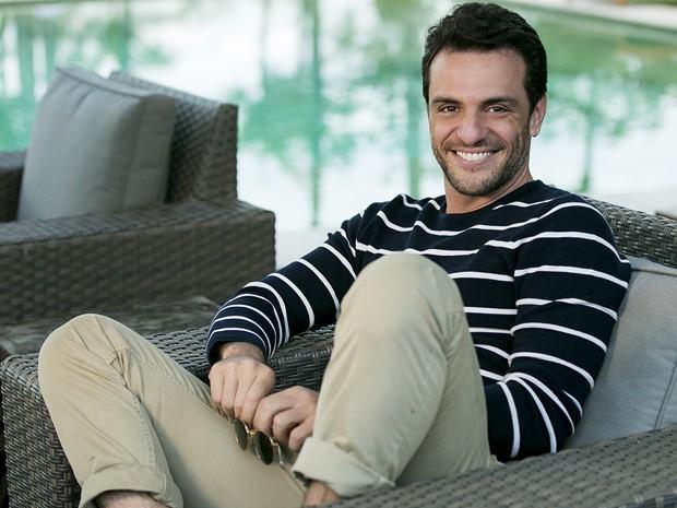 Rodrigo Lombardi elogia parceiras de cena: 'Gratas surpresas!' (Foto: Isabella Pinheiro/Gshow)