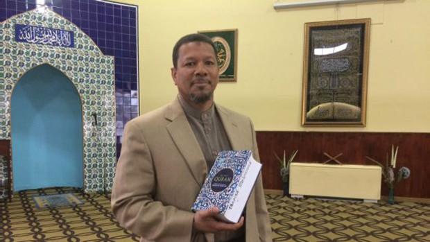 Imã da mesquita Masjid Muhammad diz que declarações de Trump são 'retrocesso'  (Foto: BBC)