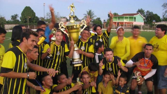 Panelão; campeão; Oiapoque (Foto: Adolfo Silva/Divulgação)