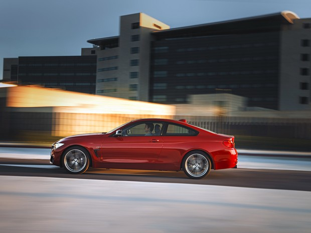 BMW Série 4 (Foto: Divulgação)