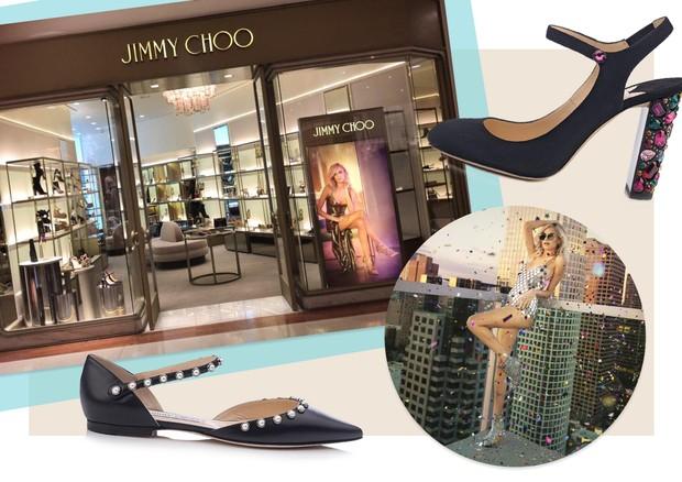 85529bdea32 Jimmy Choo  agora no Iguatemi de São Paulo (Foto  Arte Vogue Online)