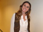 Com três filhos, Giovanna Antonelli quer outros: 'Mais dois até os 40'