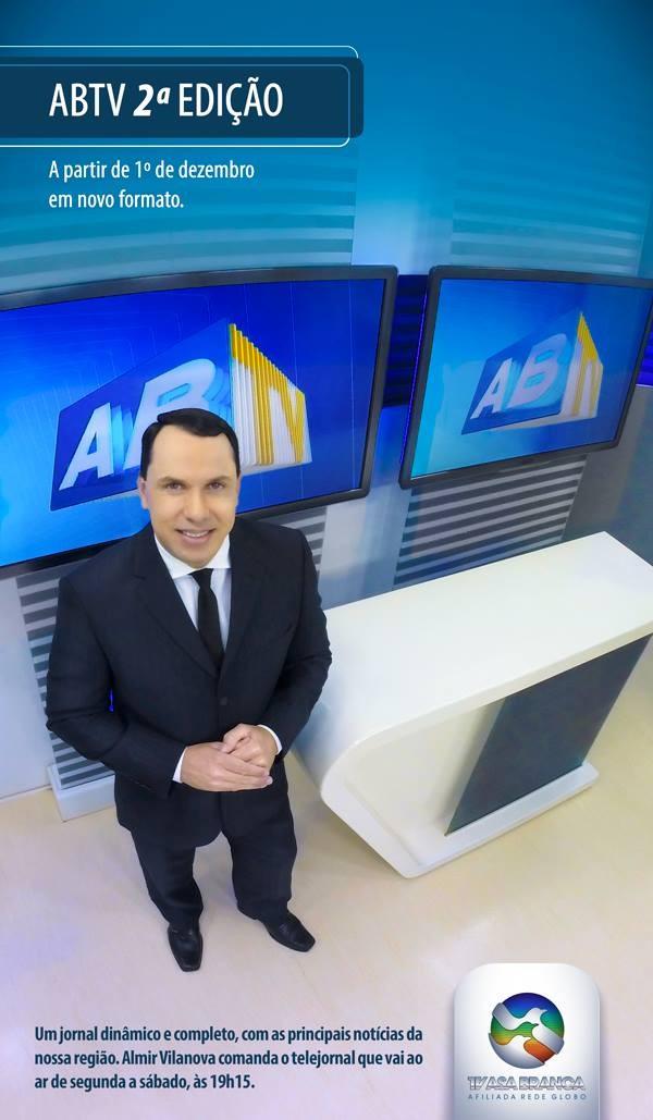Novo ABTV 2ª Edição (Foto: Divulgação/ TV Asa Branca)