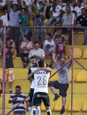 Uendel, Audax x Corinthians