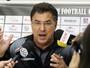 Após sacar Marcel, Estevam sinaliza chance para volante contra Paysandu