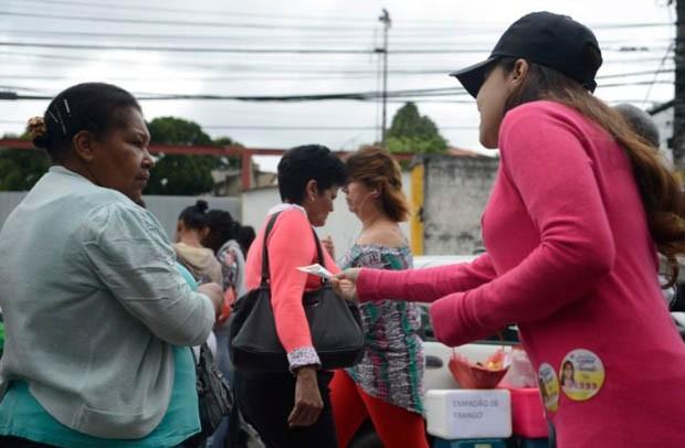 Boca de urna é vista em várias zonas eleitorais de Niterói neste domingo, dia 2 de outubro (Foto: Tânia Rêgo/ Agência Brasil/Fotos Públicas)