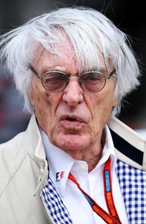 Bernie Ecclestone, GP do Bahrein, Fórmula 1 2016 (Foto: Getty Images)