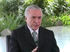 Temer diz que 'não vale a pena' pedido de impeachment de Janot