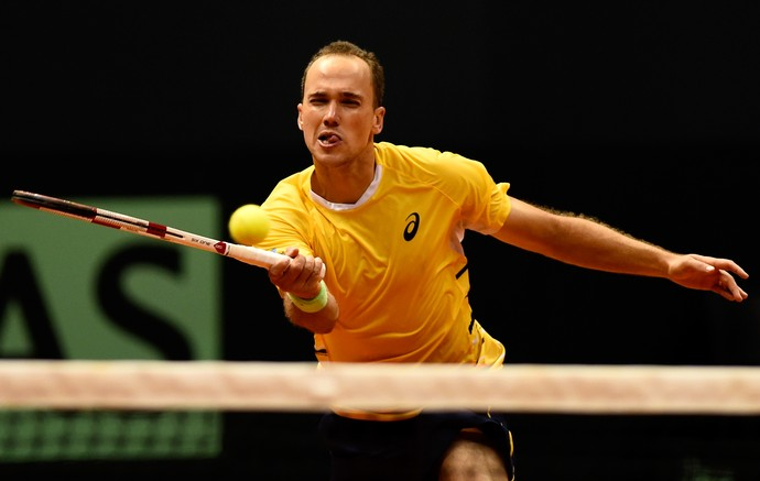 tenis bruno soares copa davis (Foto: Getty Images)