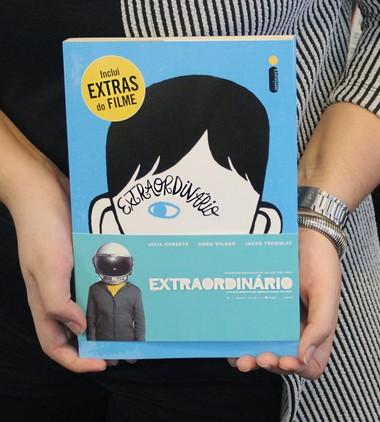 O livro que deu origem ao filme (Foto: Divulgação)