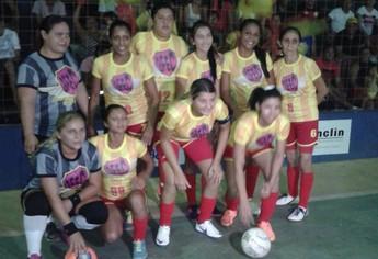 Equipe 3FEC vence categoria feminina da Copa de Futsal em Santarém (Foto: Divulgação/Semjel)
