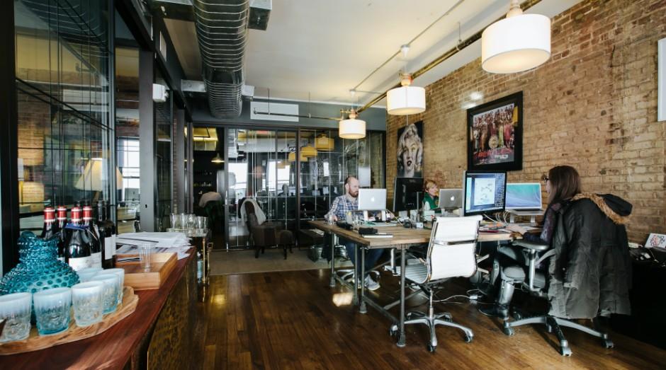 We Work, Nova Iorque, co-working (Foto: We Work/Divulgação)