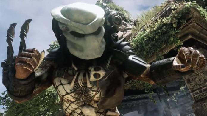 Predador é convidado inusitado em novo DLC de Call of Duty: Ghosts (Foto: pcgamer.com) (Foto: Predador é convidado inusitado em novo DLC de Call of Duty: Ghosts (Foto: pcgamer.com))