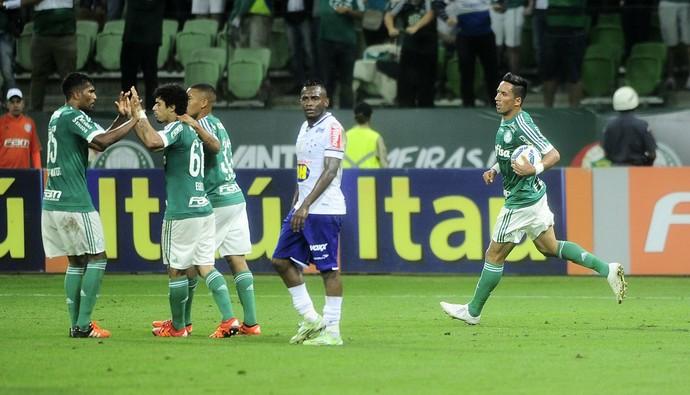 Palmeiras Cruzeiro Arena (Foto: Marcos Ribolli)