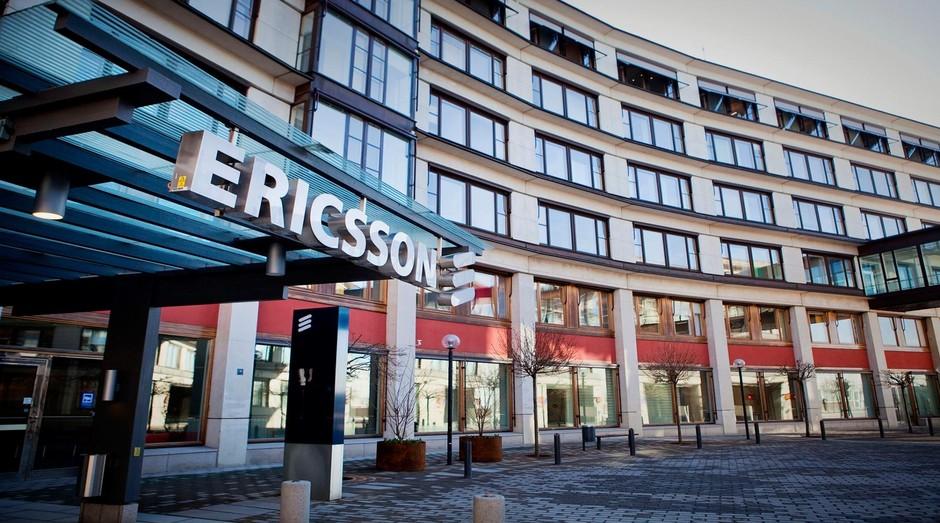 Sede da Ericsson: empresa quer diversificar investimentos (Foto: Divulgação)