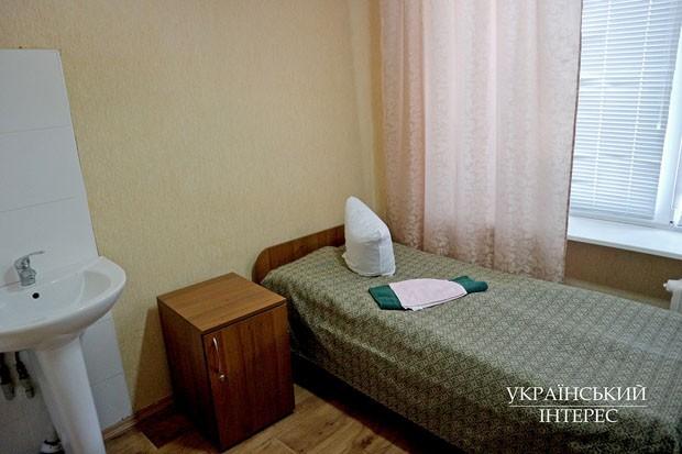 Hostel é inaugurado em Chernobyl (Foto: Divulgação)