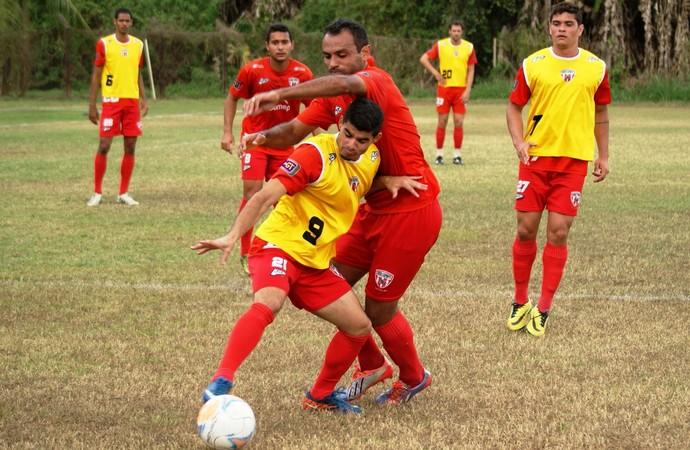 Novo Esporte esta confiante em uma vitória na estreia (Foto: Renato Gonçalves / Assessoria Novo Esporte)