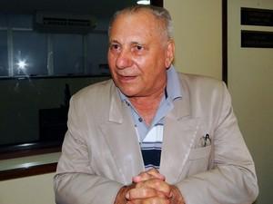 Paulo Lopo Saraiva é o advogado constituído por Micarla de Sousa para defendê-la no processo de afastamento da Prefeitura de Natal (Foto: Ricardo Araújo/G1)