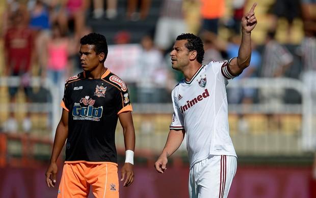 Fred Fluminense e Nova Iguaçu carioca (Foto: Fernando Cazaes / Photocamera)