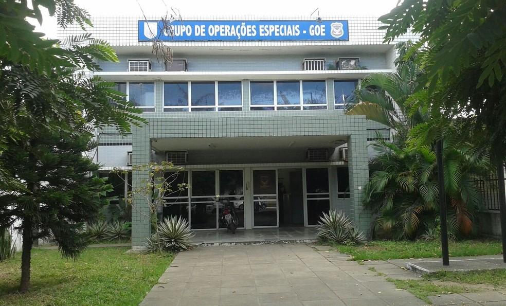 Grupo de Operações Especiais (GOE) investigou o caso e desconfiou quando mulher viajou para o Rio, história diferente da contada para o marido (Foto: Dyanne Melo/TV Globo)