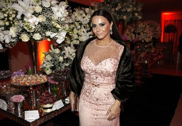 Viviane Araújo (Foto: Celso Tavares / Ego)