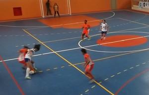 Mairinque x Votorantim, pelo feminino da Copa TV TEM de Futsal de Sorocaba, em Mairinque (Foto: Pedro Craveiro)
