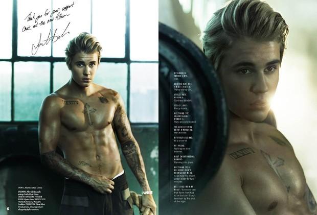 Justin Bieber (Foto: Reprodução)