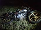 Duas pessoas morrem em acidente entre três motos em Telêmaco Borba