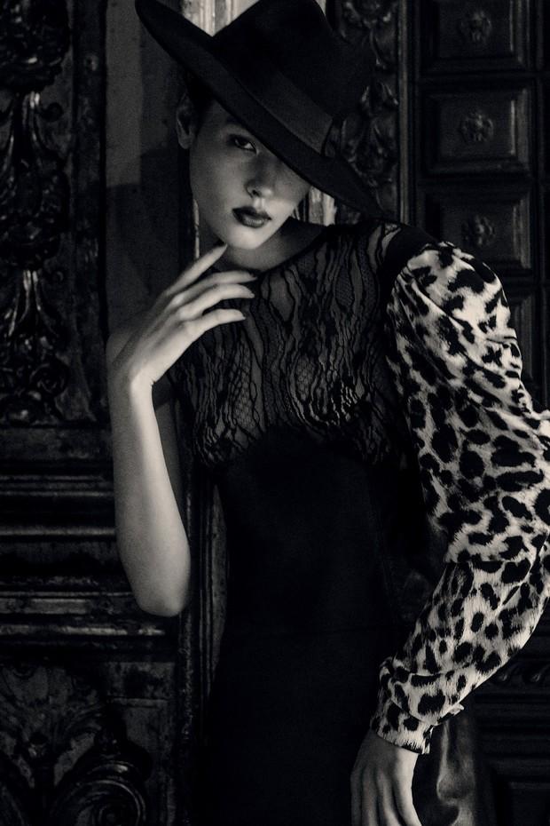 Filme Noir (Foto: Arquivo Vogue/ Zee Nunes)